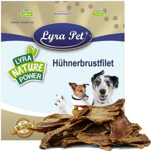 1 kg Lyra Pet Hühnerbrustfilet