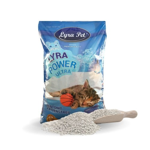 30 L Cats Power ULTRA excellent Katzenstreu