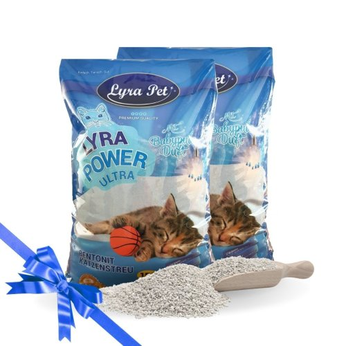 30 Liter Lyra Pet® Lyra Power ULTRA excellent + Geschenk