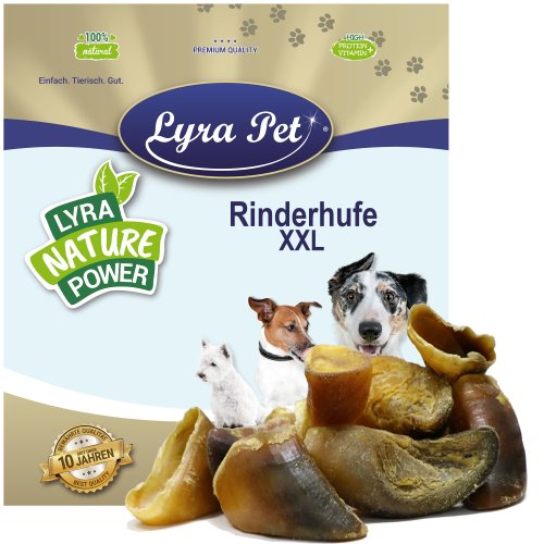 200 Lyra Pet® Rinderhufe XXL