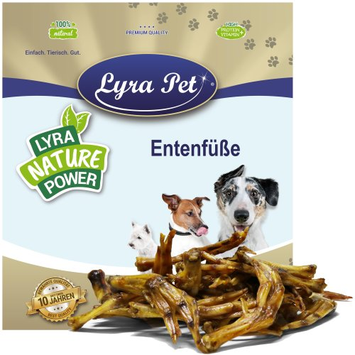 Lyra Pet Entenfüße 1 kg