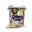 5 kg Lyra Pet® Kauchips in 30 L Tonne